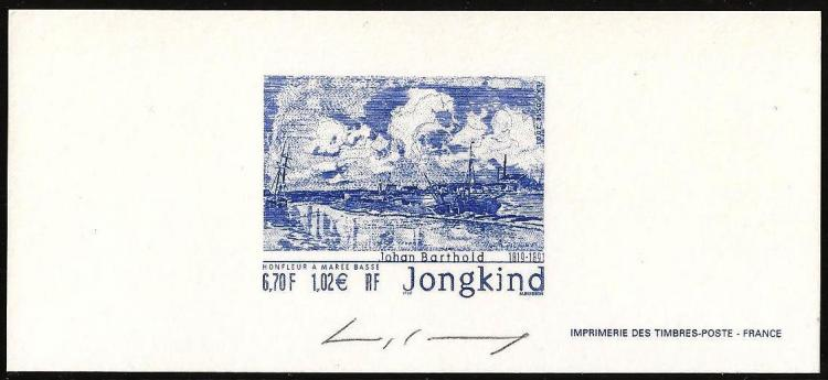 10 3429 27 10 2001 aquarelle de johan barthold jongkind 1864