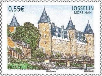 168 4281 2008 josselin morbihan le chateau