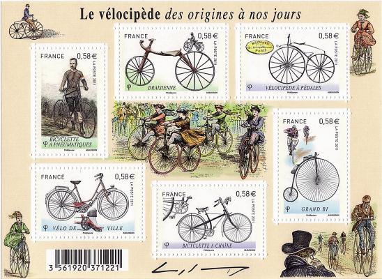 4555 4560 2011 velocipedes