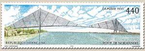 63 2923 1995 pont de normandie